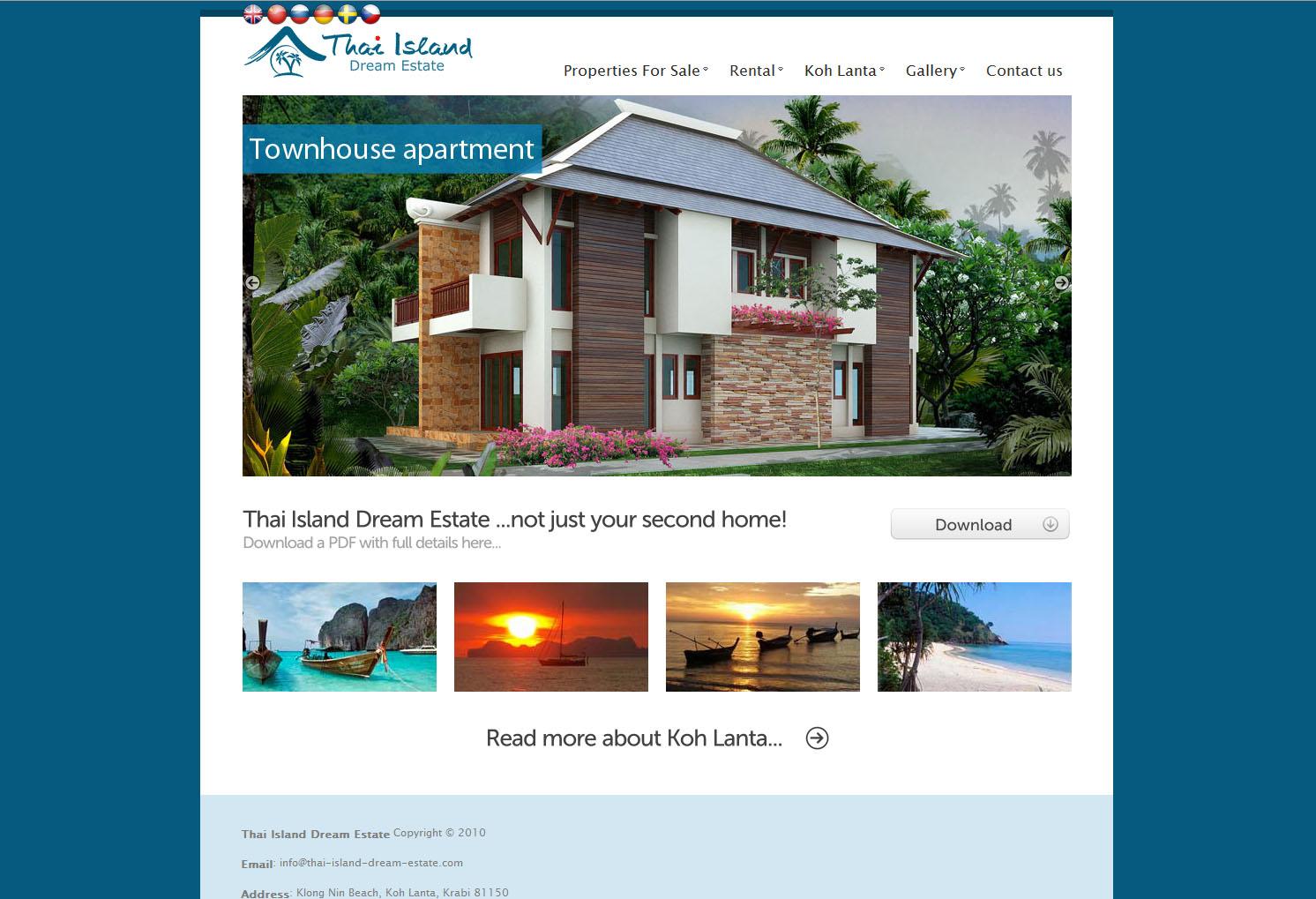 ThaiIslandDreamEstate.com